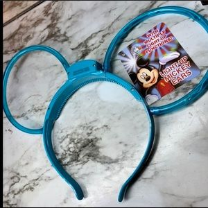 Mickey mouse light up ears